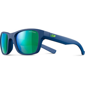 Julbo Reach Spectron 3CF Sunglasses Junior 6-10Y Dark Blue/Green-Multilayer Green